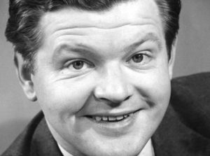 Benny Hill black and white 2016