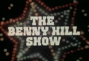 The Benny Hill Show title screen