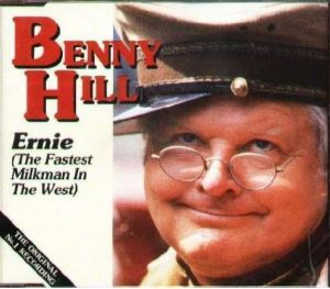 Benny Hill, The fastest milkman in the west